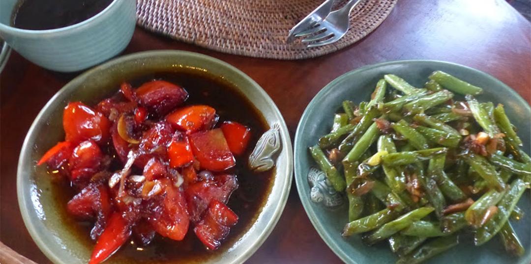 Sl Küche Dinner Gemüse3