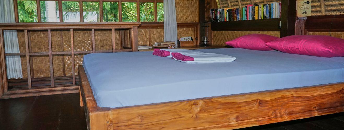 Lumbung Bett 1