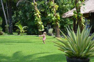 Mit Kindern in den Tropen