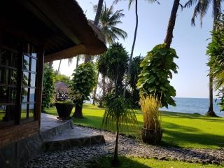Villa at the beach