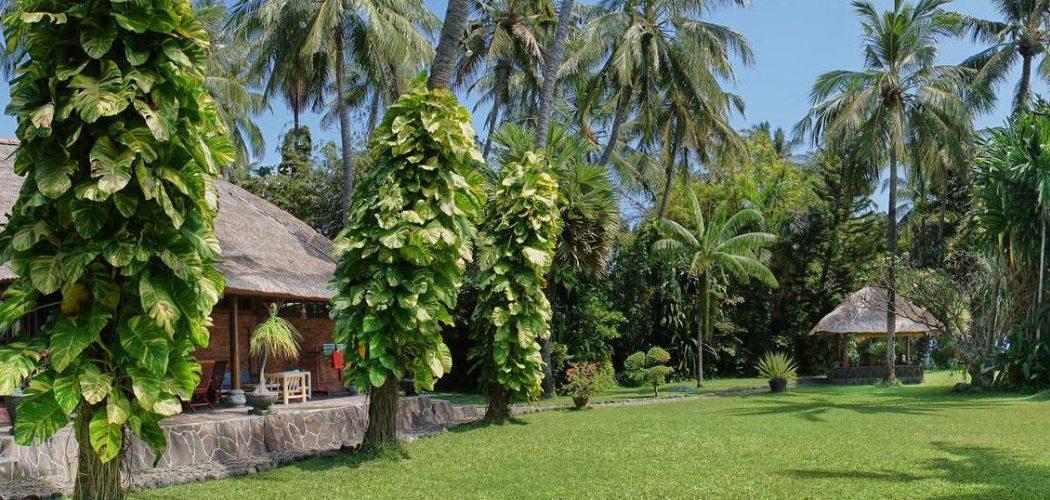 Villen im Norden Balis